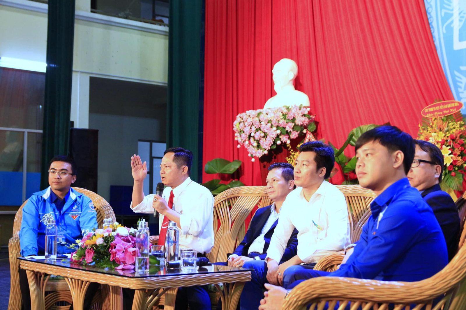 Đại hội đại biểu Hội Liên hiệp Thanh niên Việt Nam tỉnh lần thứ VIII: Phiên làm việc thứ hai 5