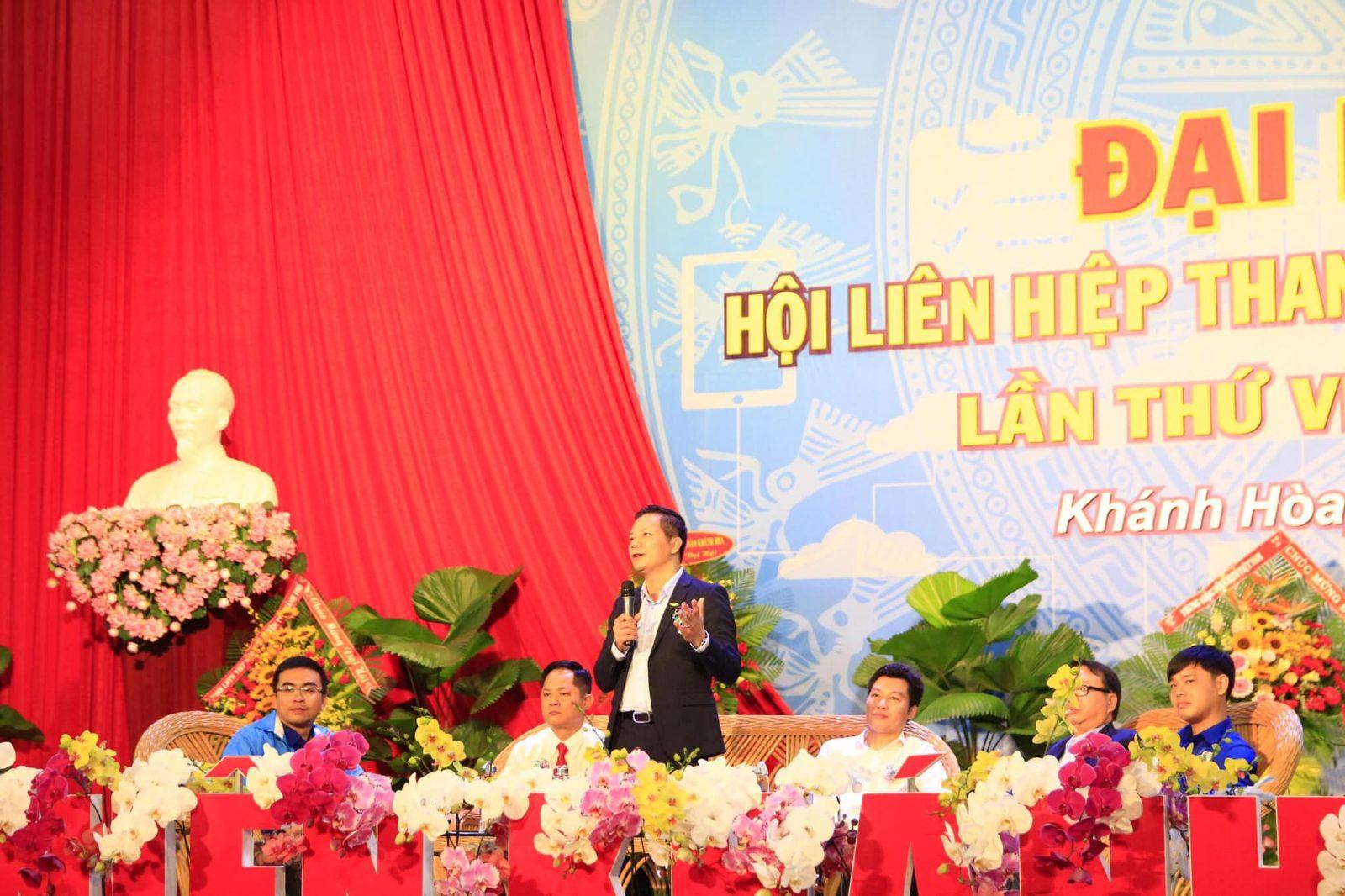 Đại hội đại biểu Hội Liên hiệp Thanh niên Việt Nam tỉnh lần thứ VIII: Phiên làm việc thứ hai 4
