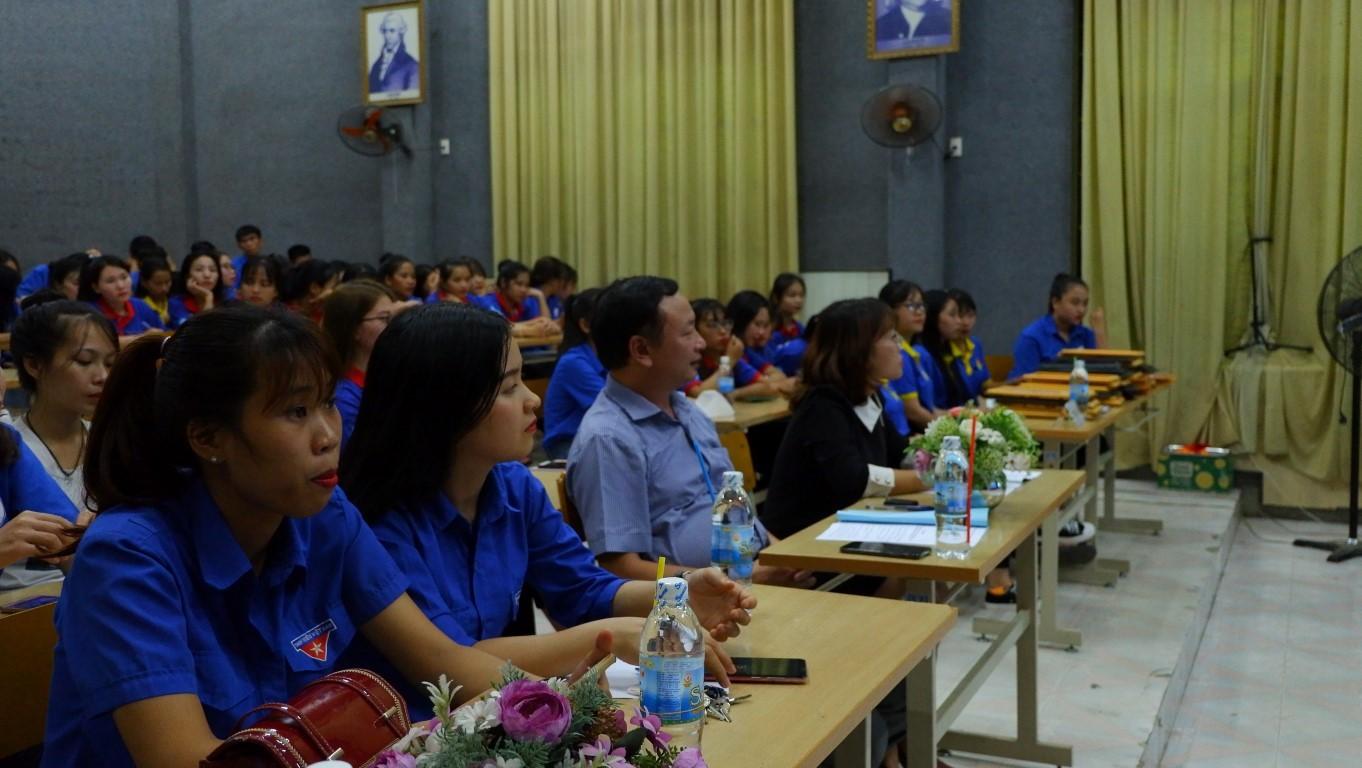CĐSP TRUNG ƯƠNG - NHA TRANG: Hội nghị tổng kết công tác Đoàn - Hội năm học 2018- 2019 và triển khai nhiệm vụ năm học 2019 – 2020 4