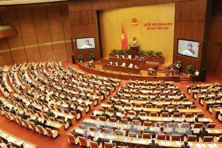 Quốc hội Việt Nam. Ảnh: TTXVN