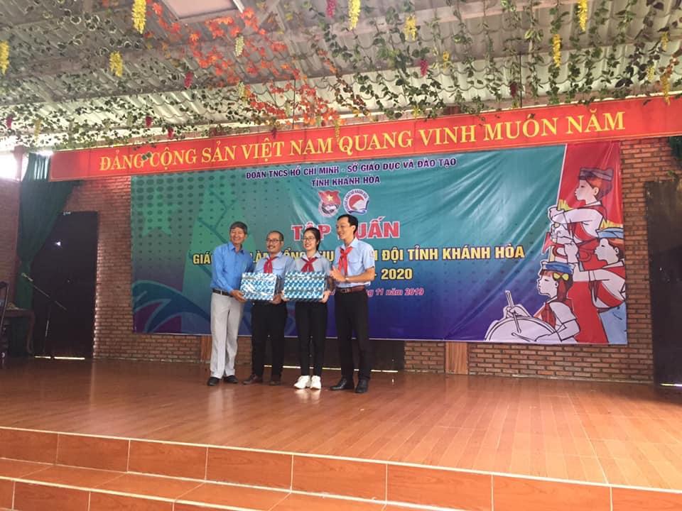 Bế mạc lớp Tập huấn Giáo viên làm Tổng phụ trách Đội tỉnh Khánh Hoà năm học 2019-2020 7
