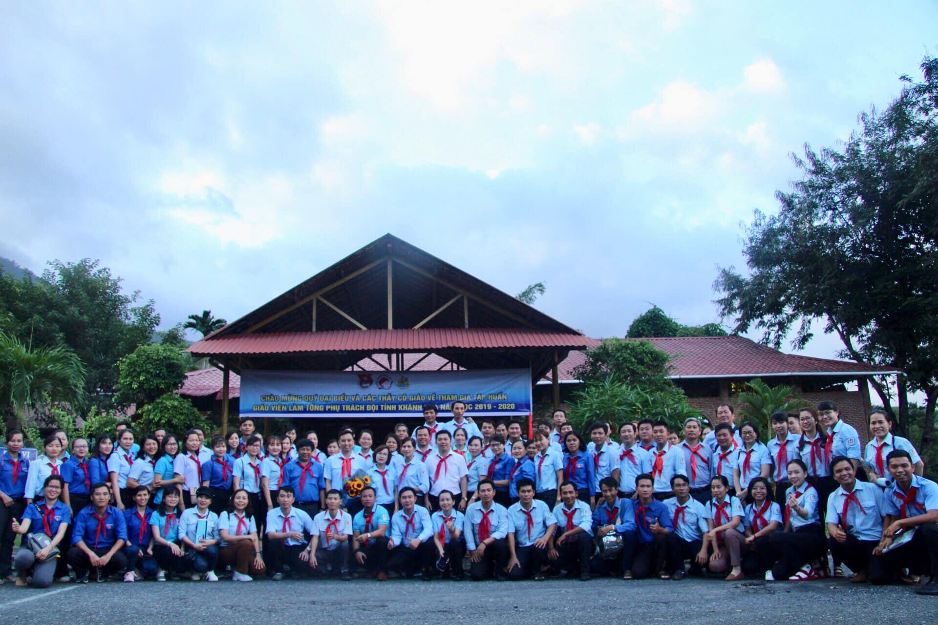 Bế mạc lớp Tập huấn Giáo viên làm Tổng phụ trách Đội tỉnh Khánh Hoà năm học 2019-2020 4