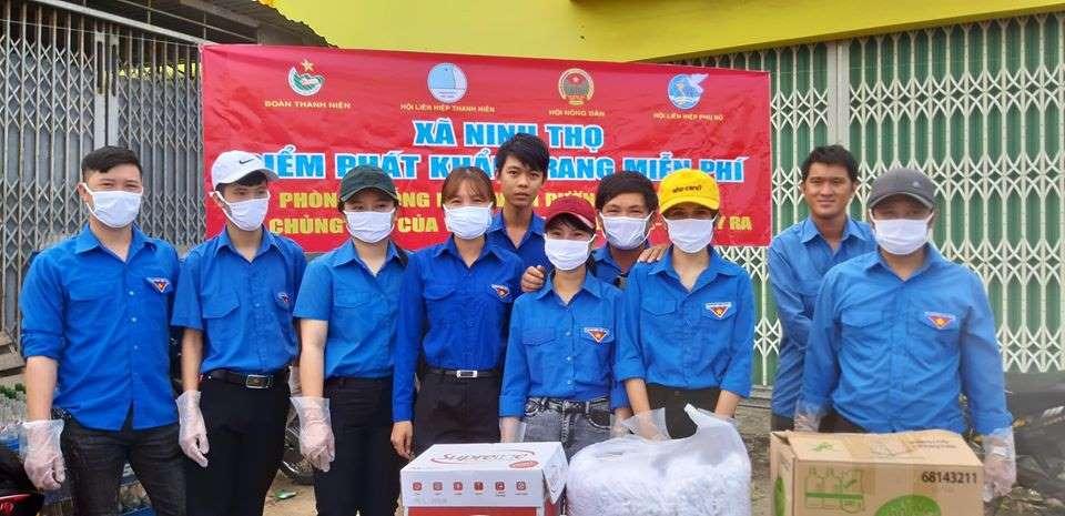 Cơ sở Đoàn sôi nổi tổ chức các hoạt động hưởng ứng