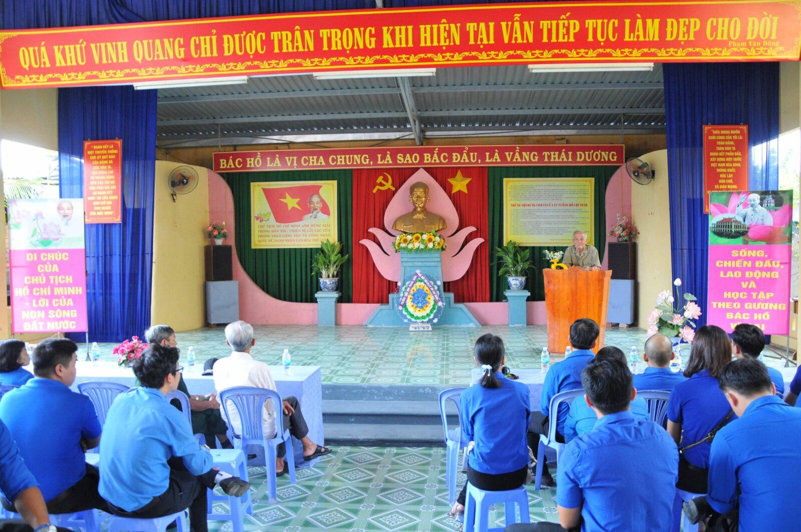 Cùng nghe ông Bùi Xuân Phước chia sẻ về quá trình hình thành khu tưởng niệm Chủ tịch Hồ Chí Minh