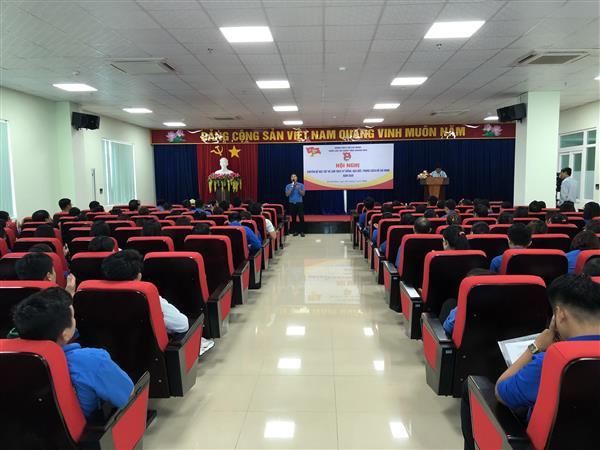 Quang cảnh Hội nghị chuyên đề học tập và làm theo tư tưởng, đạo đức, phong cách Hồ Chí Minh năm 2020